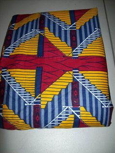 New African print fabric per yard/ Real wax by tambocollection