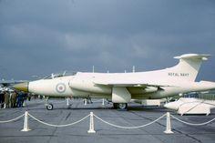 Blackburn Buccaneer, S1,1962.   by Etiennedup