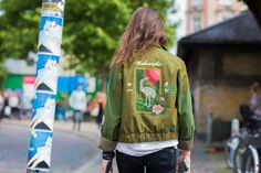 The Best Street Style From Copenhagen Fashion Week 2016 copenhagen-day-3