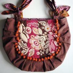 Bonsai Bag Sewing Pattern PDF