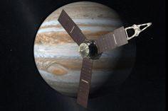 All You Need To Know About JUNO, Satellite Which Is Orbiting Jupiter www.sta.cr/2pQu3