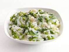 Add greens to your grits by mixing in turnip greens and lima beans.