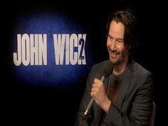Keanu Reeves On His New Film John Wick: Chapter 2 | talkRADIO - YouTube