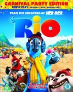 Rio - Triple Play (Blu-ray + DVD + Digital Copy):Amazon:Film & TV