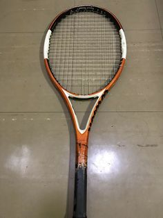 check out 711f7 3270b Tennis and Racquet Sports. Sporting Goods · Advertisement(eBay) Wilson  Ncode Ntour 105 Sq In
