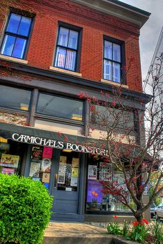 Carmichael's Bookstore in Louisville, KY