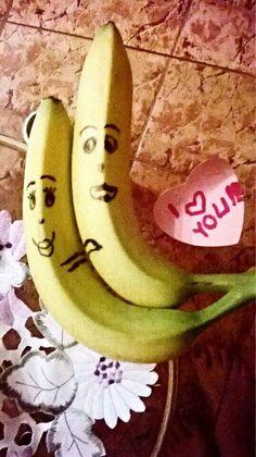 banana love,own creation ❤