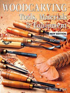 Woodcarving: Tools, Material & Equipment, Volume 1 by Chris Pye. Save 34 Off!. $16.47. Publication: May 28, 2002. Publisher: Guild of Master Craftsman (May 28, 2002). Author: Chris Pye