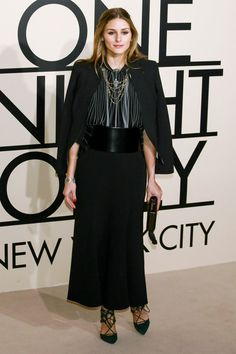 Olivia Palermo style and fashion pictures | British Vogue
