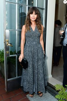 Miroslava Duma assiste à la soirée de coup d'envoi de la Fashion Week de New York organisée par Leonard A. Lauder (fils d'Estée Lauder) et son épouse Judy Glickman Lauder. New York, le 9 septembre 2015.