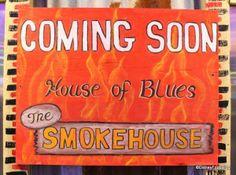 The Smokehouse is Coming Soon to Downtown Disney! #WDW #DisneyWorld