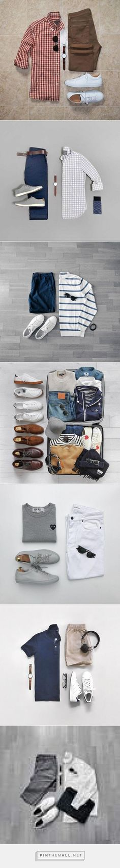 OUTFIT GRIDS FOR MEN #mensfashion #fashion