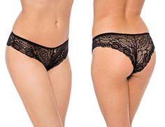 Women's Low-Rise Seamless Hipster Panties Soft Bikini Panties ...