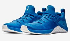 Nike Metcon Flyknit 3 Mens Cross Training Shoes 10 Game Royal Blue - Ideas of Royal Blue Shoes Nike Crossfit, Crossfit Shoes, Cross Training Sneakers, Mens Training Shoes, Royal Blue Shoes, Nike Shoes For Sale, Mens Crosses, Nike Flyknit, Shoe Brands