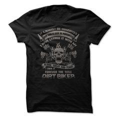 DIRT BIKER T-Shirts, Hoodies. Check Price Now ==► https://www.sunfrog.com/Jobs/DIRT-BIKER-88467619-Guys.html?id=41382
