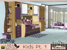 BuffSumm's LINEA NATURA Kids Part 1