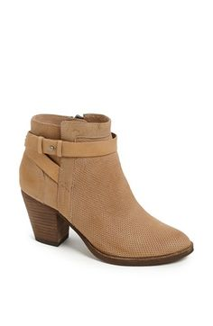 Dolce Vita 'Yuri' Leather Bootie | Nordstrom. in search of the perfect pair of nude booties!