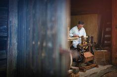 Abeceda řemesel 2014 - ukázka obrábění dřeva