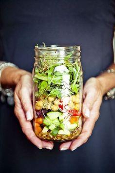Izgleda da je došlo vreme za zimske salate :)