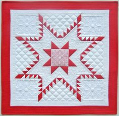 Sewing Block Qults Aurora Feathered Star Quilt FREE Tutorial compliments of Bernina - Learn to make this stunning piece with the Aurora Feathered Star quilt block tutorial. Star Quilt Blocks, Star Quilt Patterns, Star Quilts, Mini Quilts, Block Quilt, Scrappy Quilts, Texas Star, Quilting Projects, Quilting Designs