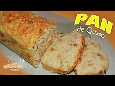 Pan de QUESO en Panificadora (maquina de pan) - YouTube