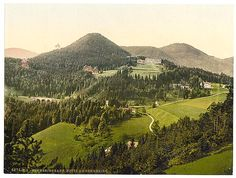 Semmering Railway: First High Mountain Railwy of the World......Semmering railway connects Vienna and Venice.     They built these tracks even before there was a train in existence that could make the trip. Build the tracks.  The train will come.  Believe.
