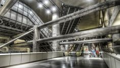 Westminster Underground Station. A rather unique & interesting station. #London #England #HDR #JCraxton