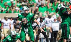 3 Reasons Why Marshall Should be on Upset Alert - Today's U  Conference USA football is already becoming quite hectic in the early months weeks of the season.  Following a chaotic Week 1 where eight teams collected victories, Week 2 should be no different, especially in terms of the powerhouses.....