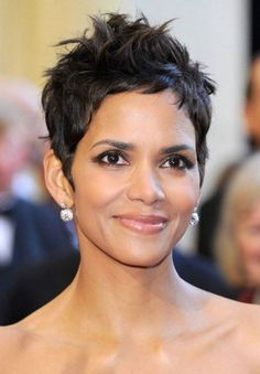 Best Short Natural Wispy Pixie Hairstyles for African American