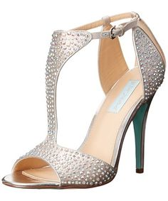 38be94315969fe BETSEY JOHNSON BETSEY JOHNSON WOMENS SB-IDO OPEN TOE SPECIAL OCCASION ANKLE  STRAP SANDALS.