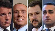 αλεπού του Ολύμπου: Αύριο εκλογές στην Ιταλία... 75 κόμματα στις κάλπε...