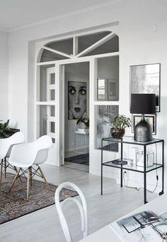 Monochrome Interior from Finland (design attractor) Minimalism Interior, Interior, Home, My Scandinavian Home, House Interior, Home Deco, Scandinavian Interior Design, Interior Design, Monochrome Interior