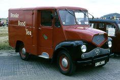 'Brooke Bond Tea' - Delivery Trojan Van ;-)  .....fred67.com/library .....