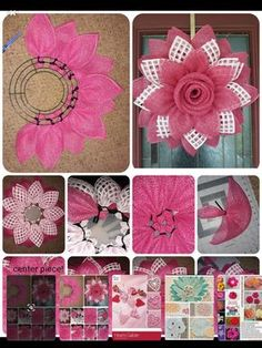 Deco Mesh Crafts Wreath Crafts Diy Wreath Flower Crafts Burlap Crafts Burlap Wreath Wreath Ideas Mesh Ribbon Wreaths Wreaths And Garlands Burlap Crafts, Wreath Crafts, Diy Wreath, Diy Crafts, Wreath Ideas, Burlap Wreath Tutorial, Wreath Making, Sunflower Burlap Wreaths, Burlap Flowers