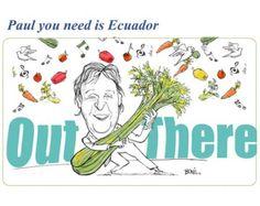 Paul You Need is Ecuador - Bonil