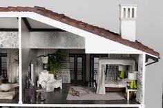 miniature furniture. Italianate House 1 by Lonni Paul and Adam Hunter