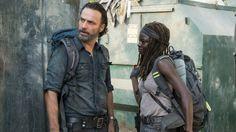 """Tell It Like It Is"" Talk Show: 'The Walking Dead' Recap: Rick and Michonne Enjoy ..."