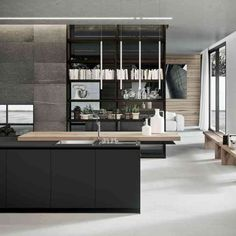 AK04 Kitchen by Arrital from Pure Interiors.
