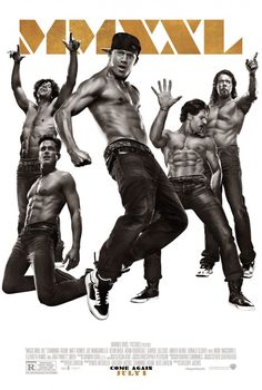 Click to View Extra Large Poster Image for Magic Mike XXL
