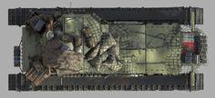 """Zdjęcie w albumie CG - Medium Mark A """"Whippet"""" tank - Zdjęcia Google"""