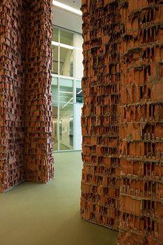 Souto de Moura   Installation - Physic Garden 3 in Novartis Campus, Basel 2012