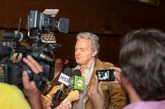 Así han transcurrido las primeras horas de 3 días de festival de periodismo, que se desarrollan en Medellín como homenaje al Maestro Gabo.   Foto: Julián Roldán Alzate/FNPI.