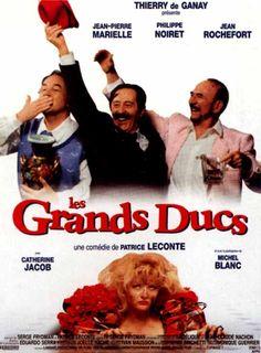 Les Grands Ducs (1996) - Patrice Leconte - Philippe Noiret, Jean-Pierre Marielle, Jean Rochefort, Catherine Jacob