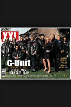 G unit full team