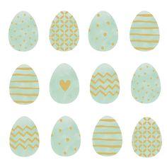 33x33 20 Servietten Serviettentechnik Easter Beauty green Ostern ppd