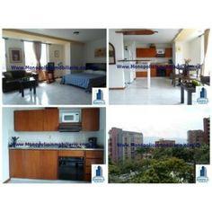 Aparta-estudio amoblado para la renta en   Laureles  Cod.185 http://medellin.clicads.com.co/aparta_estudio_amoblado_para_la_renta_en_laureles_cod_185-1970139.html