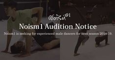 Audition Nootice Noism1