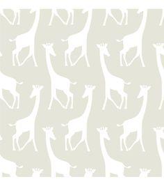 WallPops®NuWallpaper™Taupe Savannah Soiree Peel And Stick Wallpaper