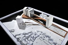 Keelung New Harbor Service Building Competition Entry (13)
