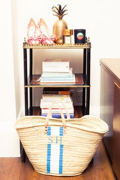 Her closet? With the exception of a few classic CHANEL staples, it's pure London. http://www.thecoveteur.com/serena-hood-vogue/